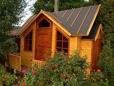 Abri de jardin en style moderne IULIA
