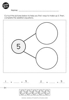 Find literacy activities and printables you can use to explore the topic 'My Special Name' with your children based on the book 'Chrysanthemum' by K. Numbers Kindergarten, Kindergarten Math Activities, Numbers Preschool, Free Preschool, Math Numbers, Kindergarten Class, Ordinal Numbers, Number Bonds Worksheets, Free Math Worksheets