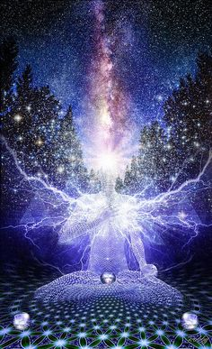 we are not humans having a cosmos experience. we are the cosmos having a human experience. expand outwardly❦
