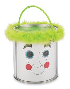 How to make an Elf pail with pattern Christmas Holidays, Xmas, Christmas Things, Christmas Ideas, Linkedin Business, Stuff To Do, Fun Stuff, An Elf, Holiday Crafts