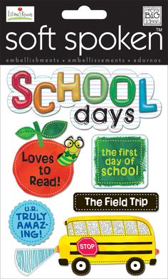 School Days - Bookworm