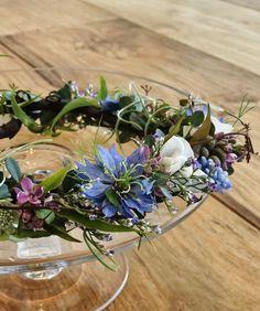 #amandansail#novarese#vressetrose #wedding #blue #purple #natural #flower #bridal #セトレ#ノバレーゼ#ブレスエットロゼ#ウエディング #花冠#パープル# ブーケ #はなかんむり#結婚式#ナチュラル#小花#ブレスエットロゼ千葉