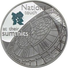 5 Pfund Silber London 2012: Mind - Big Ben PP