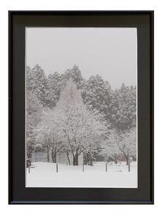 撮影地:新潟県村上市★村上市岩沢の雪景      撮影14年12月13日写真は銀映プリントを使用しています※掲載の額入り写真はハメコミ合成です。 写真サイズ:...|ハンドメイド、手作り、手仕事品の通販・販売・購入ならCreema。