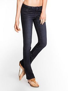 "Brittney Petite Bootcut Jeans in CRX Wash, 31 "" Inseam 