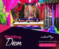 The most Trusted Wedding Company in Delhi for Wedding Decoration.www.nakedeyead.comcall : +91 9873216002