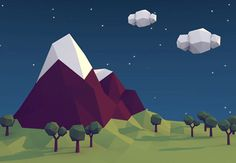 Low poly style illustrations are a hot trend these days and we see them everywhere – books, animations, music videos, apps, etc. and today you'll learn how to create one in Blender. This tutorial...