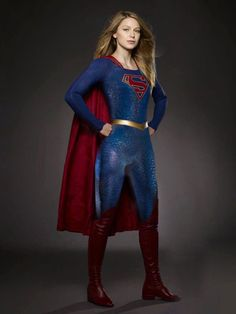 Melissa Benoist pictures and photos Supergirl Season, Supergirl Tv, Superman Pictures, Superman Poster, Melisa Benoist, Melissa Supergirl, Dc Tv Shows, Latest Outfits, Famous Women