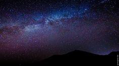 Milchstraße von Teneriffa aus gesehen
