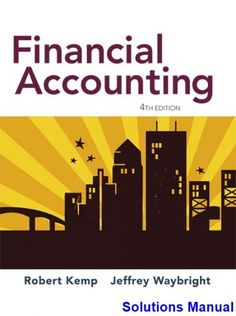 50 best solutions manual download images on pinterest in 2018 financial accounting 4th edition kemp solutions manual fandeluxe Image collections