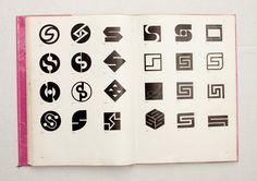 065.jpg (1600×1130) TRADE MARKS & SIMBOLS Volume 1: Alphabetical Designs | YASABURO KUWAYAMA #logo #design #Inspiration #graphic #shape #best #awesome #typography #best #pactice