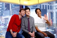 David Tennant, Danny Pudi and Ben Schwartz continued their promotional tour for the all new series of DuckTales this week. Yesterdat they...