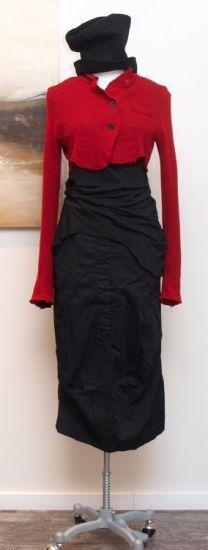 rundholz dip - Rock Cotton Stretch black - Winter 2014 - stilecht - mode für frauen mit format...