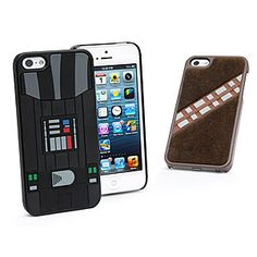 ThinkGeek :: Star Wars Character Cases For iPhone 5
