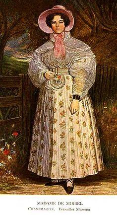 Romantic Period Clothing   Romantic Era 1825-1850