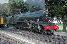 Flying Scotsman, Train Service, Steam Engine, Steam Locomotive, Classic, British, Train, Vehicles, Derby
