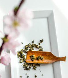 Oolong Tea Photography