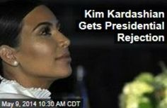 Latest News:  Kim Kardashian Gets Presidential Rejection.  Kim Kardashian and President Obama were at the same ritzy LA event Wednesday night, and Kim really wanted to meet the leader of the free world ... but the feeling wasn't mutual.  Get all the latest news on your favorite celebs at www.CelebrityDazzle.com!