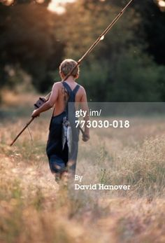 View top-quality stock photos of Boy Walking Across Field With Fishing Rod And Catch. Find premium, high-resolution stock photography at Getty Images. Crappie Fishing Tips, Fishing Videos, Fishing Photos, Boy Photos, Family Photos, Fly Fishing Equipment, Boy Walking, Boy Photo Shoot, Boy Fishing
