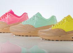 """Nike WMNS Air Max 1 VT """"Vachetta Pack"""""""