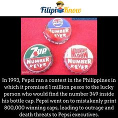 70 Amazing Trivia and Facts About the Philippines that Will Blow Your Mind Blow Your Mind, Pinoy, Pepsi, Trivia, Philippines, Facts, Number, History, Historia