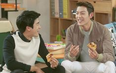 PARK HYUNGSIK and KIM WOO BIN Heirs Korean Drama, Korean Drama Movies, The Heirs, Cute Korean, Korean Men, Korean Actresses, Korean Actors, Korean Tv Series, Kdrama Memes