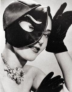 Elsa Schiaparelli Surrealism 1920 Fashion | design by Elsa Schiaparelli,1949