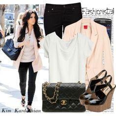 kim kardashian fashion tumblr - Google Search