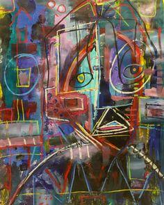 Joel P Hille Inspiration, Painter, Painting, Stalking, Abstract Art, Art, Contemporary Art