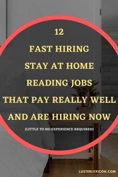 16 Best online proofreading jobs and how to get hired now - Luster Lexicon - - Ready to make a full-time income working part-time hours as a proofreader? Here's the best online proofreading jobs that are legit and hire beginners fast. Legit Work From Home, Busy At Work, Work From Home Jobs, Reading Jobs, Reading At Home, Job Info, Hiring Now, Jobs Hiring, Show Me The Money