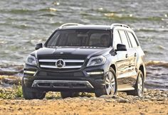 Mercedes-Benz GL450 4-Matic SUV has pure luxury and off road comfort for seven. This is my version of roughing it ! Love this vehicle.
