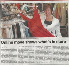 Our client Red Finch in the Diamond Valley Leader!