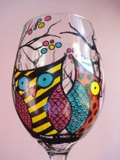 going to color me mine and making me this wine glass!