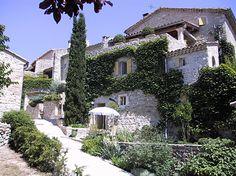 Vakantiehuis Mas Vacquières - CdH Studio Viola**** - Saint Just et Vacquières - Gard Zuid Frankrijk - Zwembad gedeeld