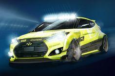EGR Builds 250-hp Hyundai Veloster for SEMA - Motor Trend WOT