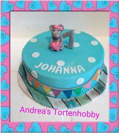 Mouse cake, Maus Torte, 1 Geburtstag, First Birthday