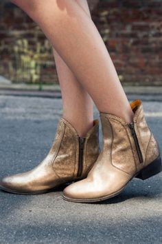 Lucky Penny Booties by Seychelles | Pinned by topista.com