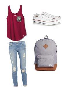 outfit, de vuelta a clases <3