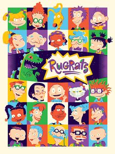 'Rugrats' by Dave Perillo