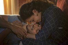 Dulquer Salmaan Nithya Menon in O Kadhal Kanmani Tamil Movie 2015