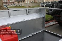 Off-Road Trailer custom build (write-up) - Toyota 120 Platforms Forum
