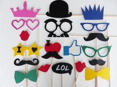 Lot accessoires Photobooth Mariage megapack : Loisirs créatifs, scrapbooking par accessoires-photobooth