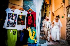Vernazza Wedding, Five Lands, Italy http://www.matteocuzzola.it/en