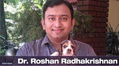 Here we have someone who writes from his heart! He removes the time to blog from his busy day because that is what he loves to do. He wishes to inspire others through his writing. Sarcasm and humour are an immensely important feature of his writings.  Presenting to you an interview with Dr. Roshan Radhakrishnan where he talks about his likes, blogging journey and humorously everything about life.