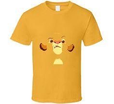 Simba - König der Löwen inspiriert T Shirt