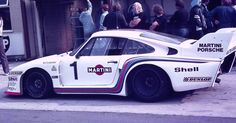 baby ickx Porsche 935, Martini Racing, Thing 1, Race Cars, Gold, Baby, Style, Drag Race Cars, Swag