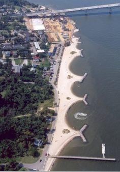Department of Physical Sciences, Shoreline Studies Program yorktown va
