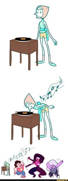 Funny cartoons lol steven universe New ideas Perla Steven Universe, Steven Universe Funny, Cartoon Network, Bird Mom, Steven Univese, Pearl Steven, Universe Art, Universe Images, Fan Art
