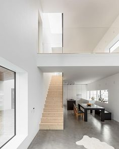 Sanaksenaho Architects' latest house in Finland is small but perfectly formed - Sanaksenaho Architects' latest house in Finland is small but perfectly formed - Form Architecture, Interior Architecture, Interior Design, Architecture Wallpaper, Loft Design, House Design, Manufactured Home Remodel, Narrow House, Romantic Home Decor