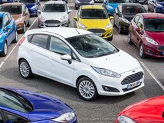 #Ford #Fiesta becomes UK's best-selling vehicle ever, topping 4.1m sales to beat the #Escort into second place.